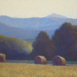 "19 Camel's Hump and the Upper Hayfield, 17"" x 25"", Price: $1,750"