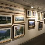 Robin Nuse Retrospective Ledyard Gallery